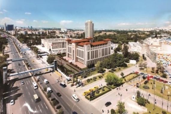 Ankara Emniyet Müdürlüğü binası yeniden yapılıyor!