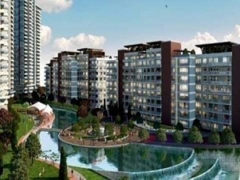 Başakşehir Bulvar İstanbul satılık daire!