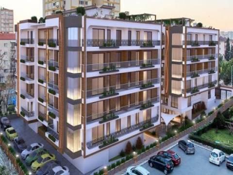 Bivalvia Residences projesi İzmir Karşıyaka'da yükseliyor!