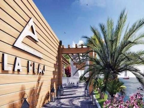 Hadise'nin Bodrum'daki La Plaj'ı yıkıldı!
