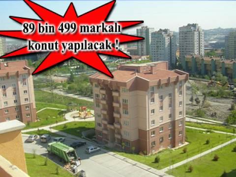 En çok yeni konut Halkalı ve Esenyurt'ta yapılıyor!