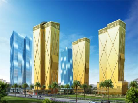 Dragos Dap Vazo Kule'de otel konseptindeki son rezidanslar satışa açıldı!