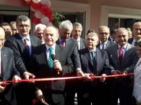 Belediye Başkanları Konukevi açıldı!