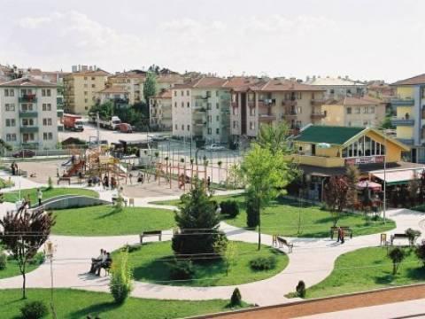 Ankara Gölbaşı'nda satılık arsa! 5.5 milyon TL'ye!