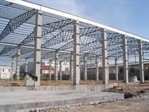 Çelik bina m2 maliyeti 2017!