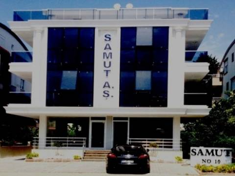 Samut A.Ş yeni plazasına taşındı!