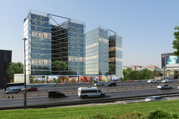 The İstanbul Merter Office fiyat 2018!