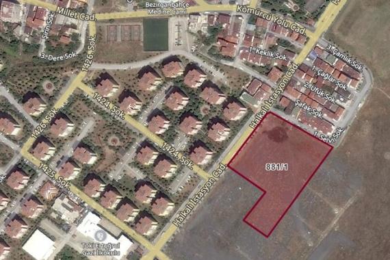 Küçükçekmece Belediyesi 62.6 milyon TL'ye arsa satıyor!