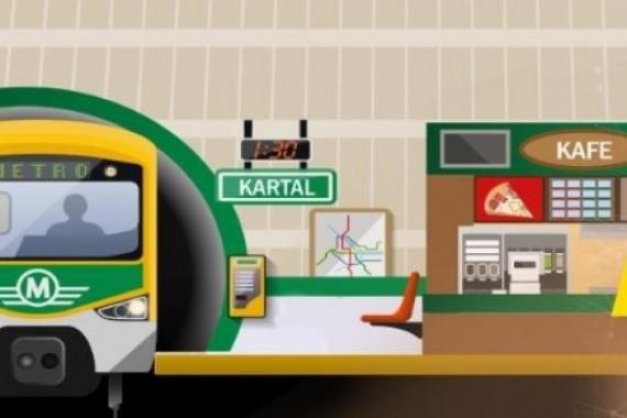 TCDD, Kartal İstasyonu'ndaki kafe - restoran alanını kiralıyor!