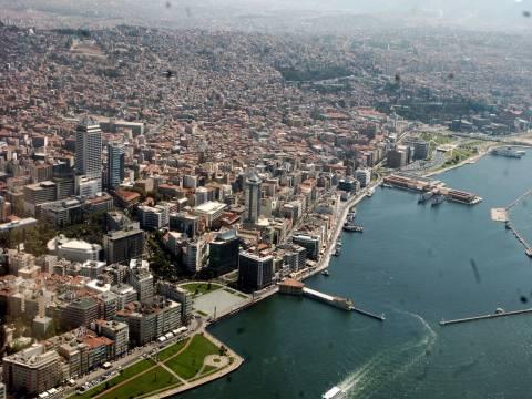 İzmir'deki mega projeler emlak fiyatlarını yükseltti!
