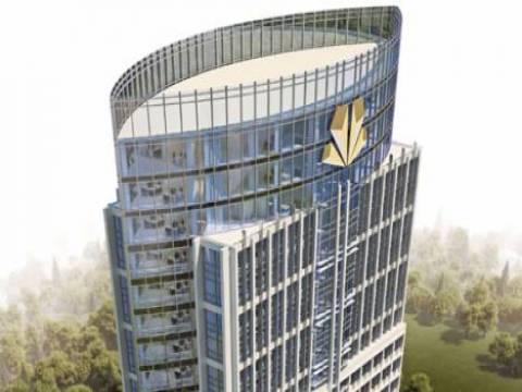 Ecobank, Bomonti Business Center'dan 4 kat satın aldı!