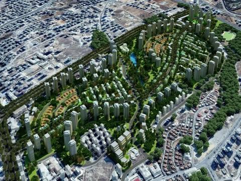 Adana'da Belediye Evleri Kentsel Dönüşüm Projesi tanıtıldı!