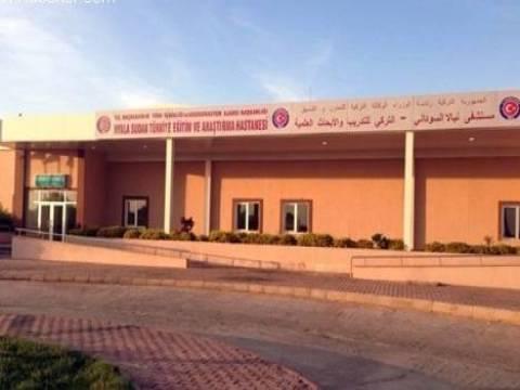 Türkiye Sudan'a 150 yataklı hastane açıyor!