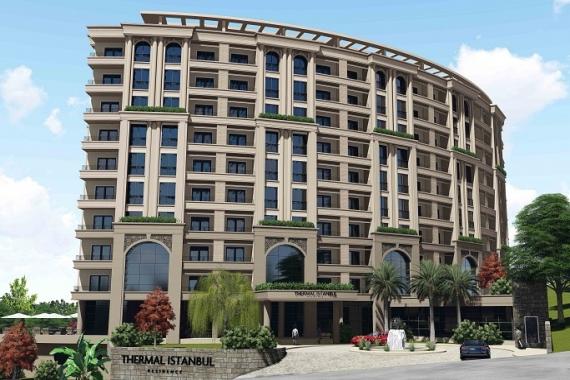 Thermal Istanbul'da 13 bin 500 dolara! Yeni proje!