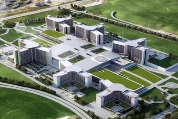 Sancaktepe Şehir Hastanesi ihaleye çıkıyor!