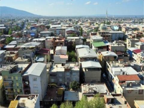 Bursa Yıldırım'da son 2 yılda 984 konut ve işyeri yıkıldı!