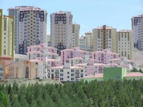 TOKİ Ankara Karacaören başvuru 2015!
