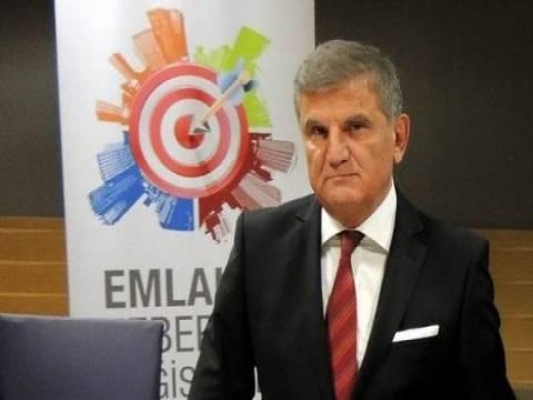 Azmi Sarıbay: Tapu harçlarındaki indirim sektöre iyi gelecek!