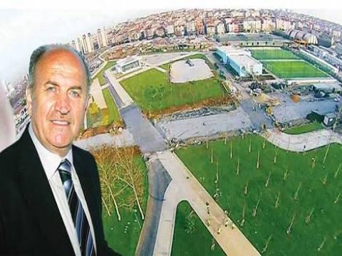 İstanbul Şehir Parkı'ndaki ilk çalışma 400 dönümlük alanda başladı!