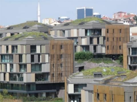 Türk inşaat sektöründe bir ilk: Yeşil çatılar!