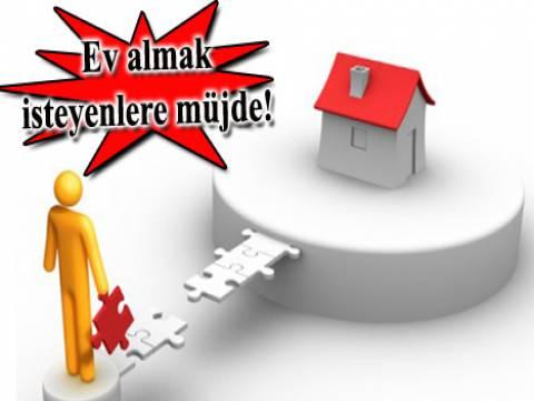 Peşinatsız ev kampanyaları 2014!