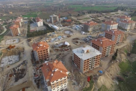 TOKİ Sarayköy'de 85 konut sahibine teslim edilecek!