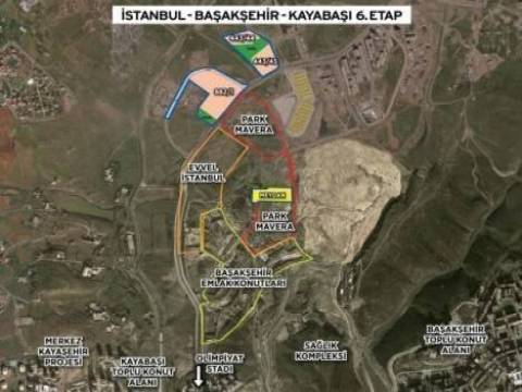 Avrupa Konutları Kayaşehir'de de yükselecek!
