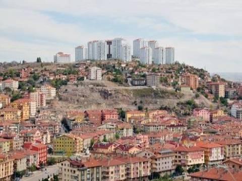 Ankara Mamak'ta her sene 4 bin gecekondu yıkımı yapılıyor!