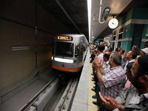 Bağcılar metrosu!