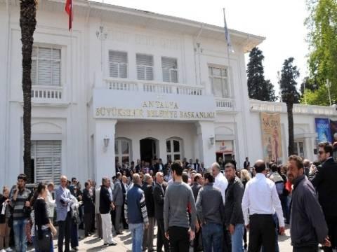 Antalya Büyükşehir'den tesis inşaatı ihalesi! 35.7 milyon TL'ye!