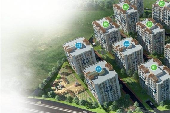 KİPTAŞ Başakkent Gölet'te 204 bin TL'ye! Yeni proje!