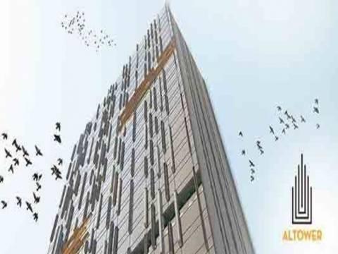Altower Göztepe Rezidans'ta lansman öncesi ev sahibi olma fırsatı!