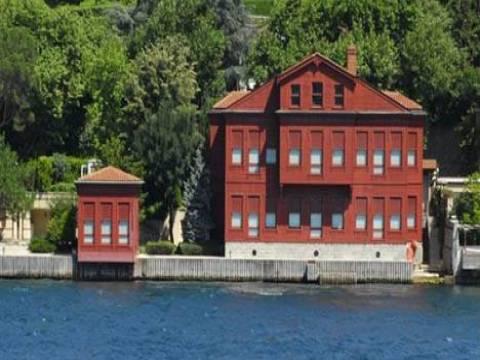 Türk işadamları genellikle Bebek ve Kanlıca'yı tercih ediyor!