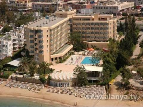 Atakule GYO Alanya'daki Alaaddin Otel'i yıkarak yeni bir otel yapacak!