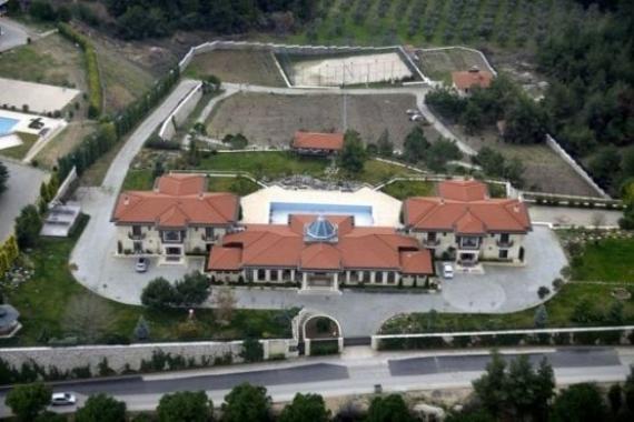 FETÖ'nün Bursa'daki lüks malikanesi görüntülendi!
