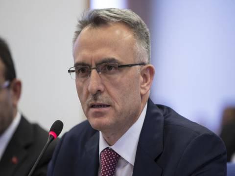 Naci Ağbal: Teşvik belgeliler 6 ayda bir KDV iadesi alabilecek!