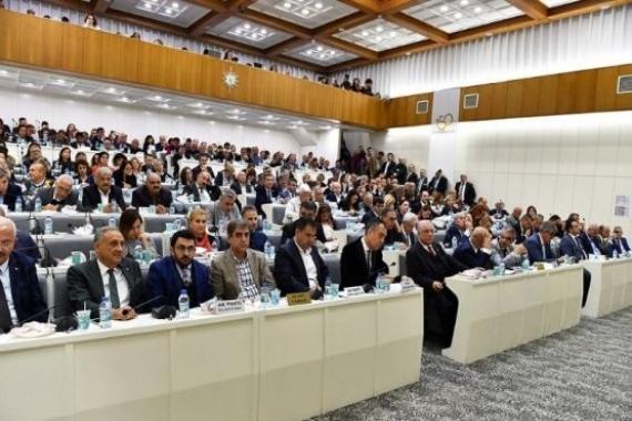 İzmir Büyükşehir'in 2019 bütçesi 5 milyar 995 milyon TL!