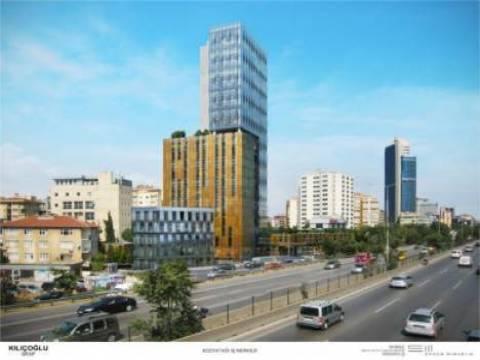 Mermerler Plaza, 41 milyon dolarlık bir yatırımla hayata geçiriliyor!