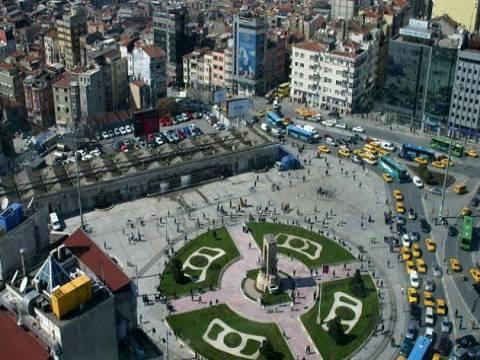 Türk Kızılayı Beyoğlu'nda konut inşaatı yaptıracak!
