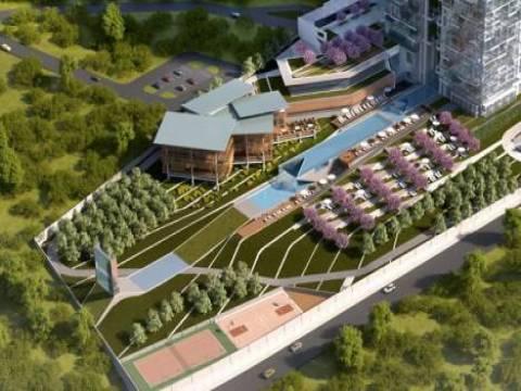Bahçeşehir Nissa o2 Residence satış ofisi!
