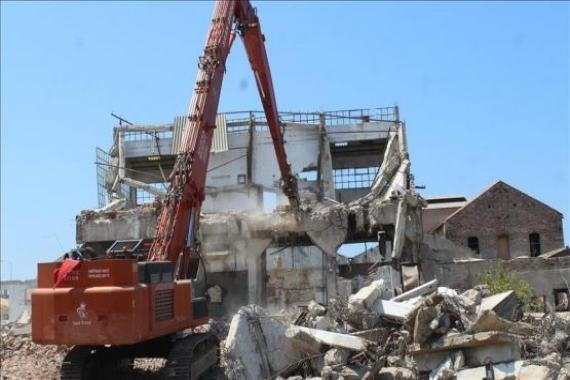 Ayvalık'taki tarihi fabrika yaşam merkezi oluyor!
