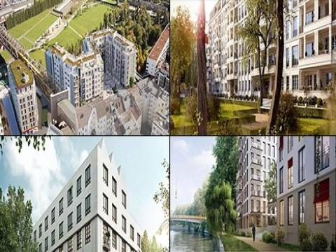 Pamir & Soyuer Gayrimenkul Berlin'de 208 bin Euro'dan ev satıyor!
