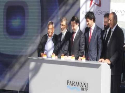 Anadolu Grubu, Gürcistan'da iki yeni santral için hazırlık yapıyor!