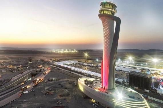 İstanbul Havalimanı'nın uçurduğu dört ilçe!