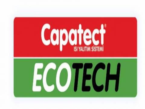 Ecotech Isı Yalıtım Sıvası en iyi sürdürülebilir uygulama seçildi!