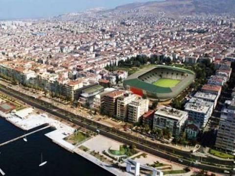 Karşıyaka Stadı için Danıştay'dan yürütmeyi durdurma kararı!