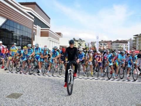 Manavgat Belediyesi bisiklet istasyonu kuruyor!
