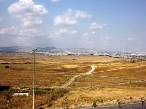 Ankara'daki askeri arazilerde ilk protokole imza atıldı!