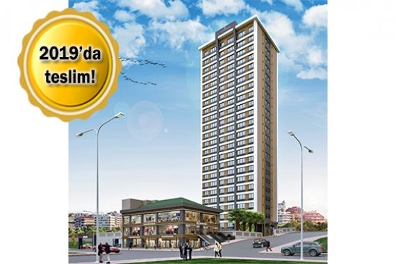 TimeLife İstanbul'da fiyatlar 385 bin TL'den başlıyor! Yeni proje!