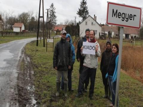 Macaristan'da Megyer köyü 750 euroya kiraya veriliyor!